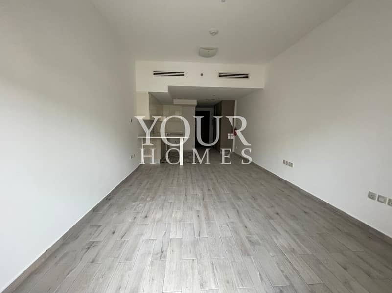 SS| Large Studio Apt With Balcony For Rent In Shamal