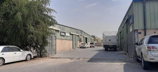 مستودع  للبيع في رأس الخور، دبي - مستودع في رأس الخور الصناعية رأس الخور 4000000 درهم - 5021790