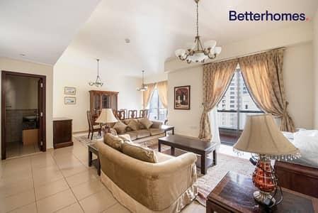 Marina View | 2br hall | Furnished | Rimal 3 | JBR