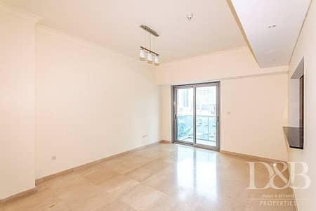 فلیٹ 1 غرفة نوم للايجار في دبي مارينا، دبي - Large Terrace | Vacant | Maids Room | Jewel Tower