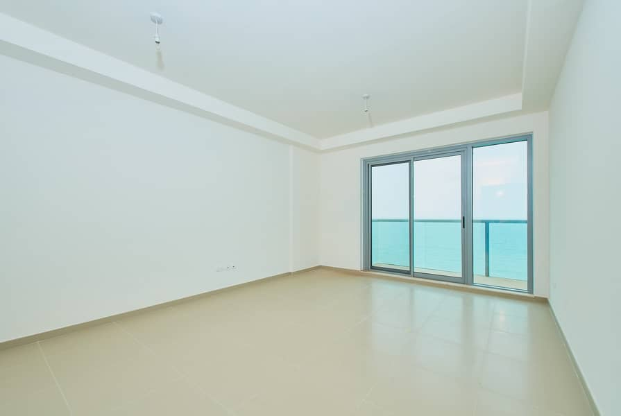 Full Sea View 1 Bedroom Apartment- Chiller Included