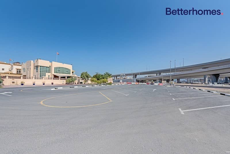 2 Unique plot Direct on Sheikh Zayed Road