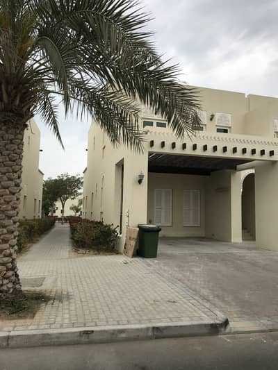 3 Bedroom Townhouse for Rent in Al Furjan, Dubai - TYPE 'A' Single Row - Quortaj Ph2 - 3 Bed + Maid's Room - Corner - Close to Furjan Pavilion & Clubhouse- AED 125 K ONLY