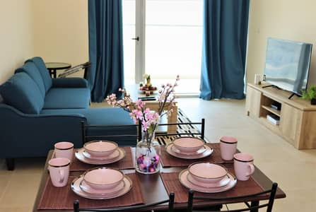 1 Bedroom Flat for Rent in Al Furjan, Dubai - Brand New  Fully Furnished 1 BR Apartment.
