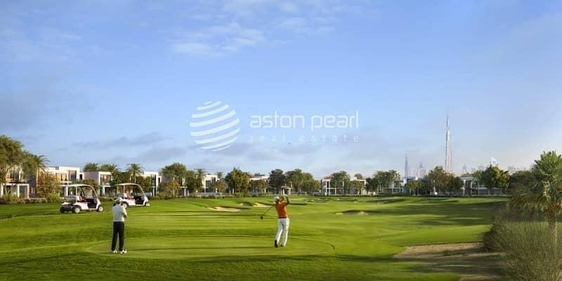 7 Handover Soon Full Golf Course Views| Corner Villa
