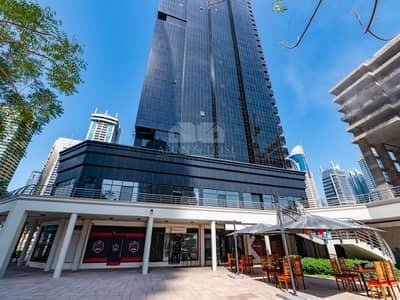 محل تجاري  للايجار في أبراج بحيرات الجميرا، دبي - Shop for Rent | Ground Floor | Vacant