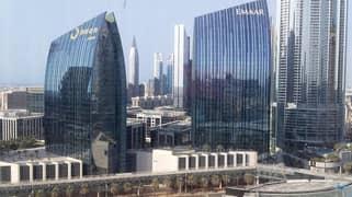 FULLY  FURNISHED 2BR UNIT  |  BURJ  KHALIFA TOWER | DOWNTOWN |