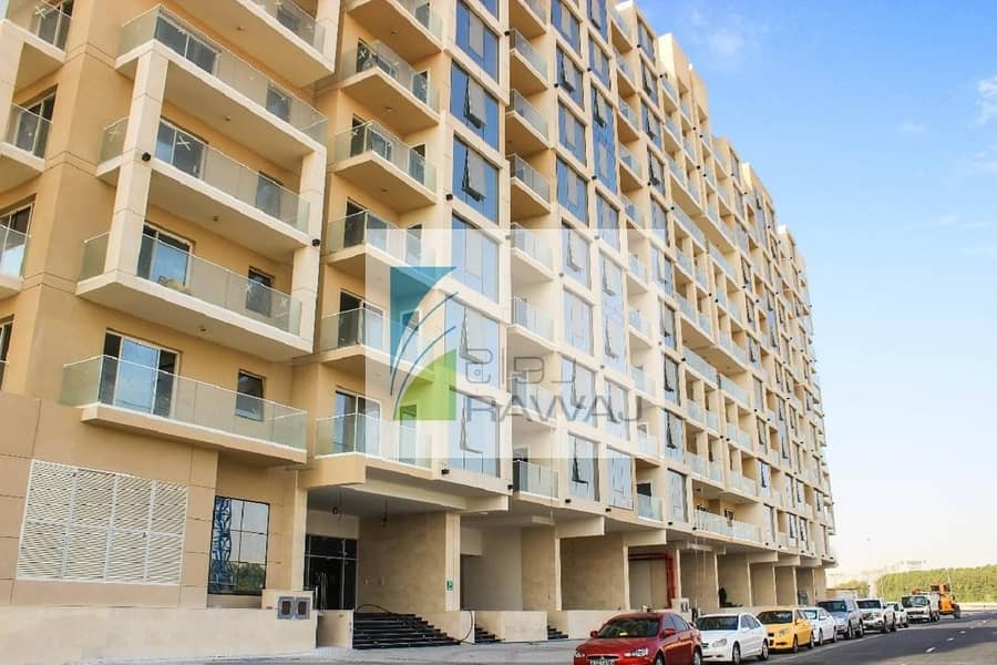 8 NICE FURNISHING -ONE (1) BHK APARTMENT WITH BALCONY  - SHERENA RESIDENCE