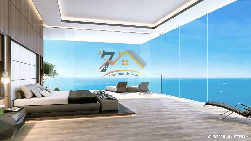 4BR STUNNING APARTMENTS WITH AN AMAZING VIEW AT ONE AT PALM JUMEIRAH