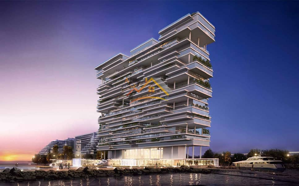 10 4BR STUNNING APARTMENTS WITH AN AMAZING VIEW AT ONE AT PALM JUMEIRAH
