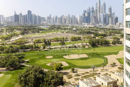 2 Bedroom Flat for Rent in The Views, Dubai - Partial Golf View | Chiller Free | Large