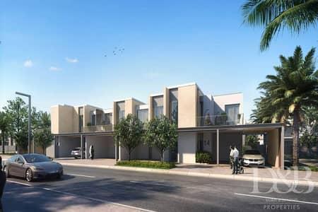 تاون هاوس 3 غرف نوم للبيع في المرابع العربية 3، دبي - Single Row | Resale | 3 Yrs Post