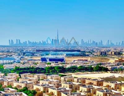 Burj Khalifa View 3 Bedroom Duplex With Amazing Interior Design