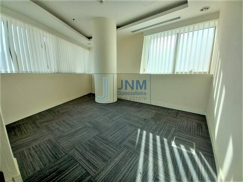 2 Fitted and Partitioned Office Space | Lower Floor