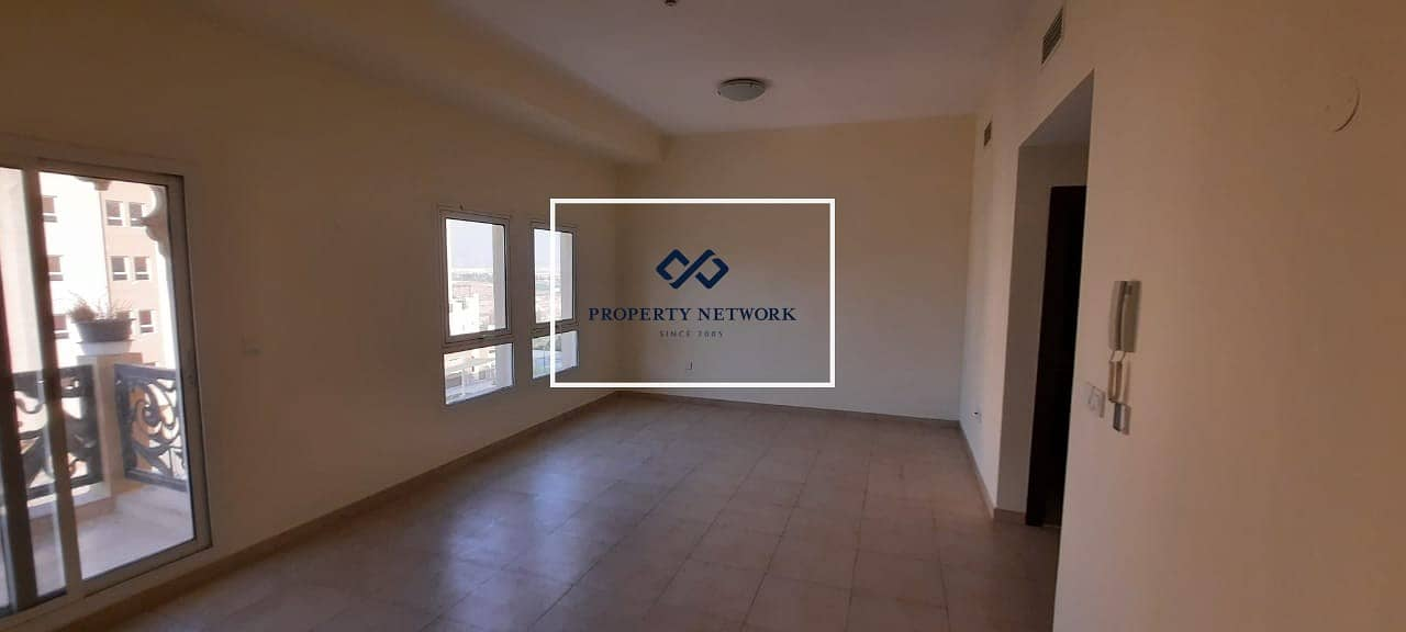 2 RENTED-1 BED CLOSED KITCHEN WITH BALOCNY-AL RAMTH