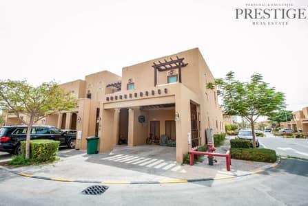 تاون هاوس 3 غرف نوم للايجار في الفرجان، دبي - Exclusive | End of terrace| A Type