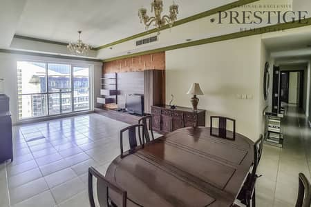 3 Bedroom Apartment for Rent in Jumeirah Lake Towers (JLT), Dubai - JLT|3bedrooms for rent | Palladium Tower| Higher Floor