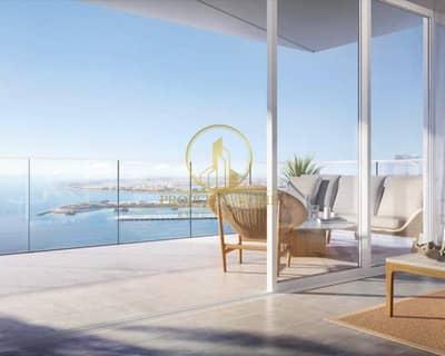 فلیٹ 4 غرف نوم للبيع في جميرا بيتش ريزيدنس، دبي - Pay 10% on Booking | No Commission | Sea View
