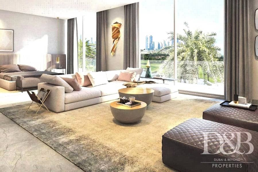 Full Golf Course View | Roof Terrace | Driver Room
