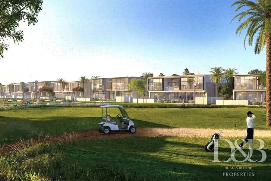 2 Full Golf Course View | Roof Terrace | Driver Room