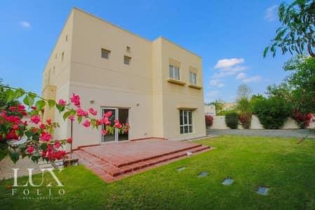 3 Bedroom Villa for Rent in The Meadows, Dubai - Family Home  3 bed  Sunny Garden   Vacant April