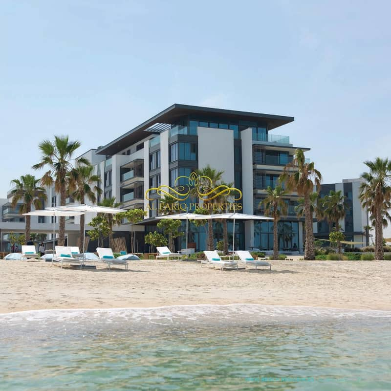9 2 Br Aprt for Sale | Beachfront | Off-Plan | Post-Handover