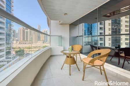 شقة 1 غرفة نوم للبيع في أبراج بحيرات الجميرا، دبي - Massive