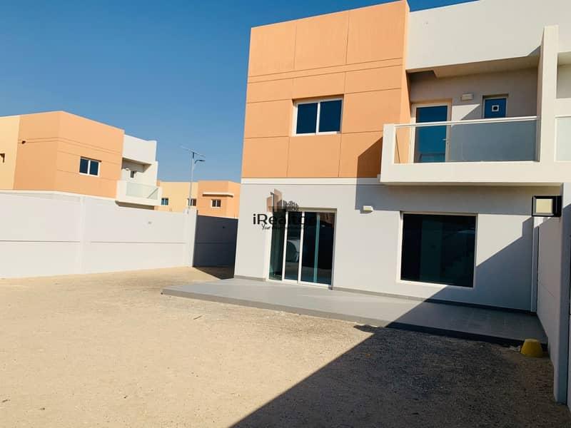 Own A  Brand New 3 Bed Villa in Al samha 1.375M