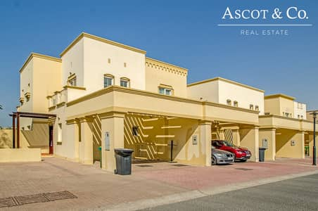 2 Bedroom Villa for Rent in The Springs, Dubai - Wonderful 4E in Springs 7 Available  May