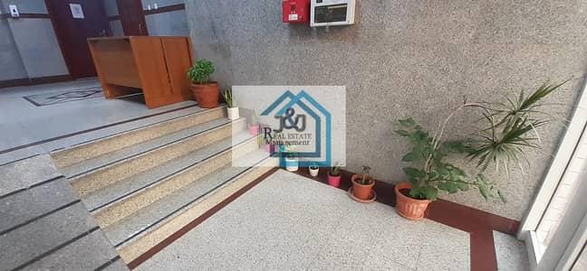 Delightful 1 BR apartment in defense road al nahyan Abu Dhabi.