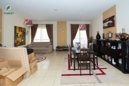 Fully Furnished | Mid Floor | Well Maintained