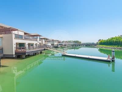 فیلا 6 غرف نوم للبيع في القرم، أبوظبي - Extended and redesigned luxury waterfront home