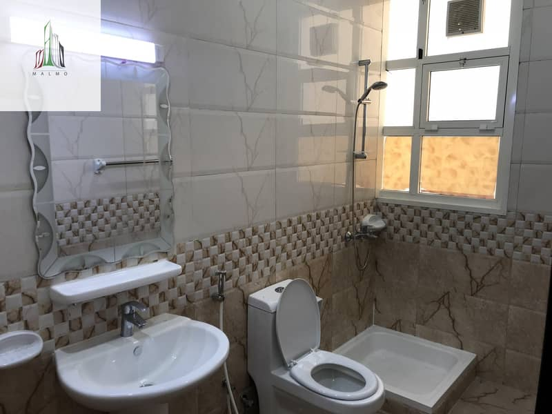 2 Ground Floor Apartment in shamkha lands close to Baniyas Stadium
