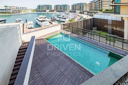 Large Brand New 2BR  Lovely Marina Views