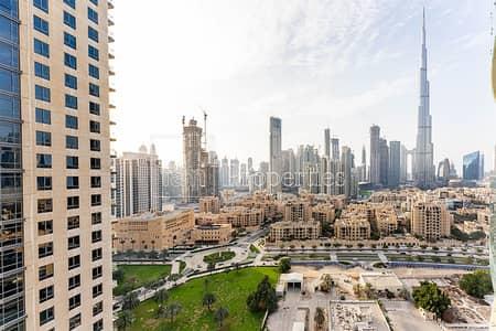 استوديو  للايجار في وسط مدينة دبي، دبي - Studio   Stunning  view   The Distinction