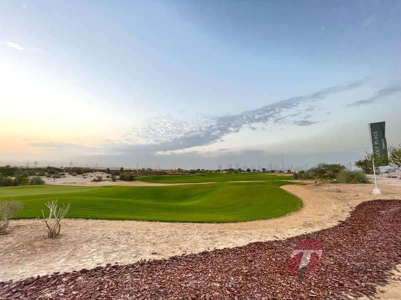 20 Full Golf Course View | No Commission |50% DLD Waiver