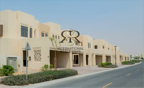 فیلا 3 غرف نوم للايجار في ريم، دبي - With 360 Video Tour | Spacious 3 Bedrooms plus Maid | Gated Community | Well Maintained