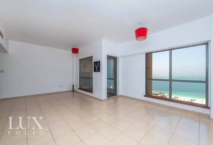 Sea View | Unfurnished | Spacious Living