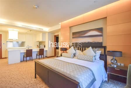 Studio for Sale in Downtown Dubai, Dubai - Spacious layout | Well-maintained | Luxury unit