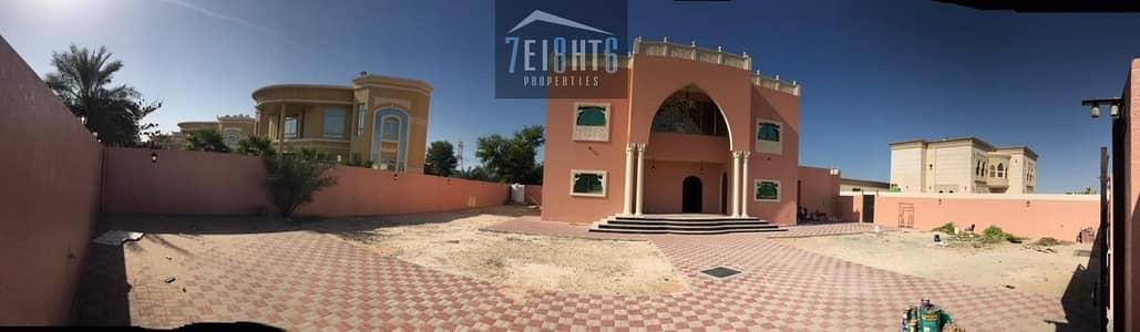 فیلا 3 غرف نوم للايجار في الورقاء، دبي - Outstanding property: 3 b/r independent villa + maids room + drivers room + large garden for rent in Warqaa 2