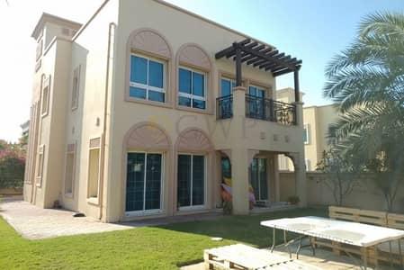 فیلا 2 غرفة نوم للبيع في مثلث قرية الجميرا (JVT)، دبي - Green Garden | Close to the Park | Absolutely Stunning |