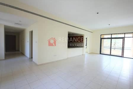 2 Bedroom Apartment for Rent in The Greens, Dubai - Large Size 2 Bedrooms + Study Phase 1 - 1617 sqft.