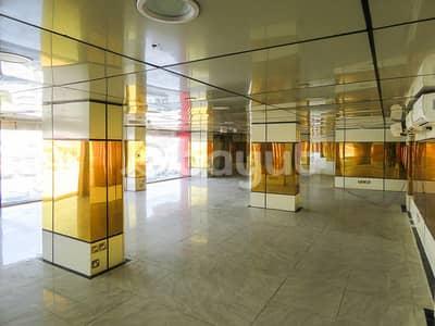 معرض تجاري  للايجار في المويهات، عجمان - معرض تجاري في بناية قدرة المويهات 3 المويهات 155000 درهم - 5022769