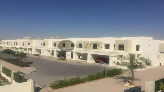 3 Bedroom Townhouse for Sale in Town Square, Dubai - SINGLE ROW | TYPE 2 | BRAND NEW
