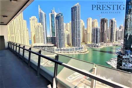 1 Bedroom Flat for Sale in Dubai Marina, Dubai - 1 bedroom | Silverene A | Largest layout