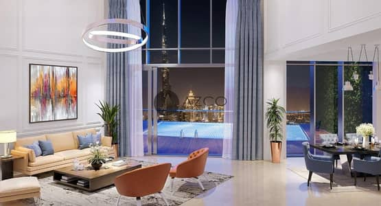 1 Bedroom Apartment for Sale in Downtown Dubai, Dubai - Majestic and Stupendous Living I Smart Homes ICall