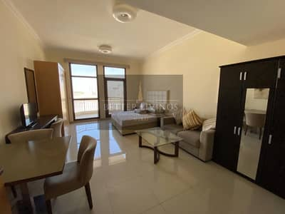 SPACIOUS |  FULLY FURNISHED STUDIO | CHILLER FREE