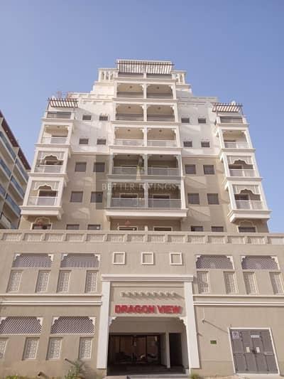 Studio for Rent in International City, Dubai - Studio Apartment - Dragon View Building - International City