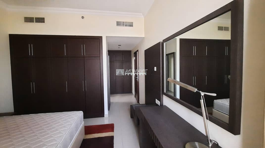 12 Fully Furnished || High Floor || Fabulous 1 BHK ||