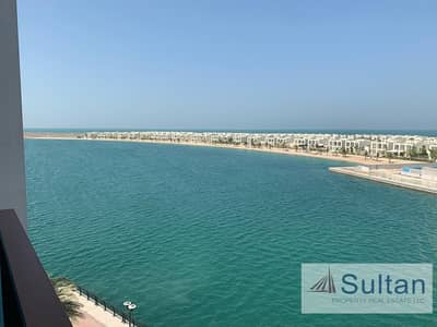 Breath Taking Lagoon Views from 1 Bedroom  Apartment in Mina Al Arab